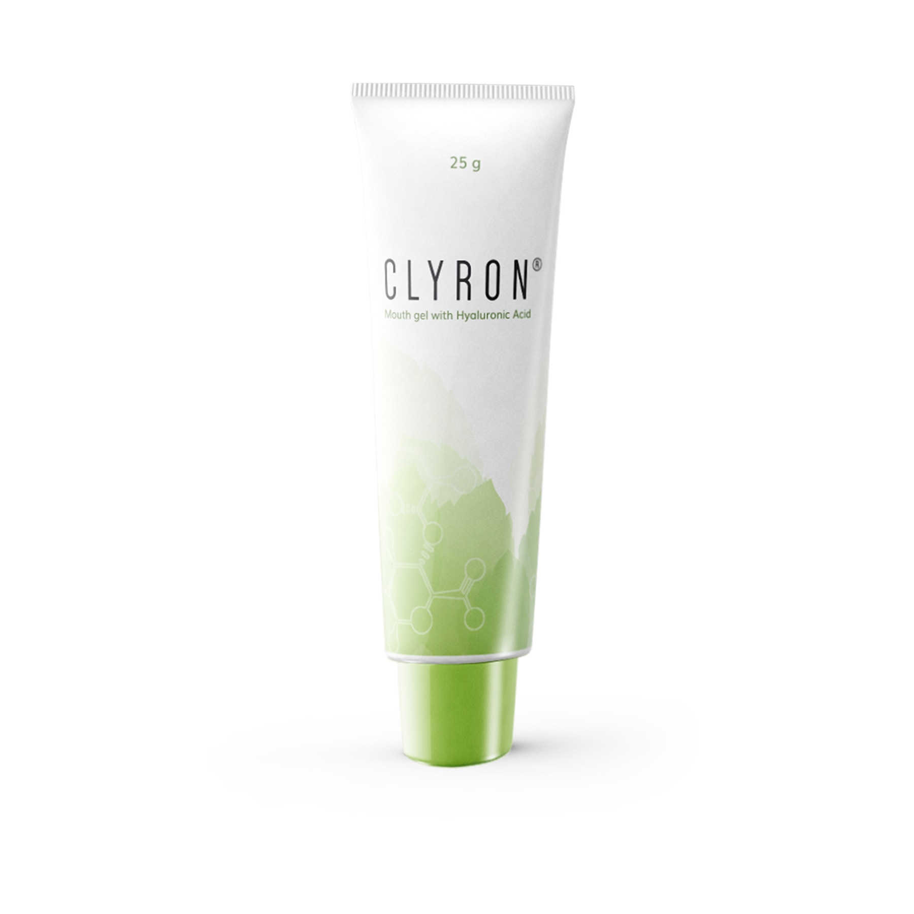 CLYRONClyron Mouth Gel with Hyaluronic Acid 25g,Mouthwash and Oral AntisepticsWCFREEDELIVER
