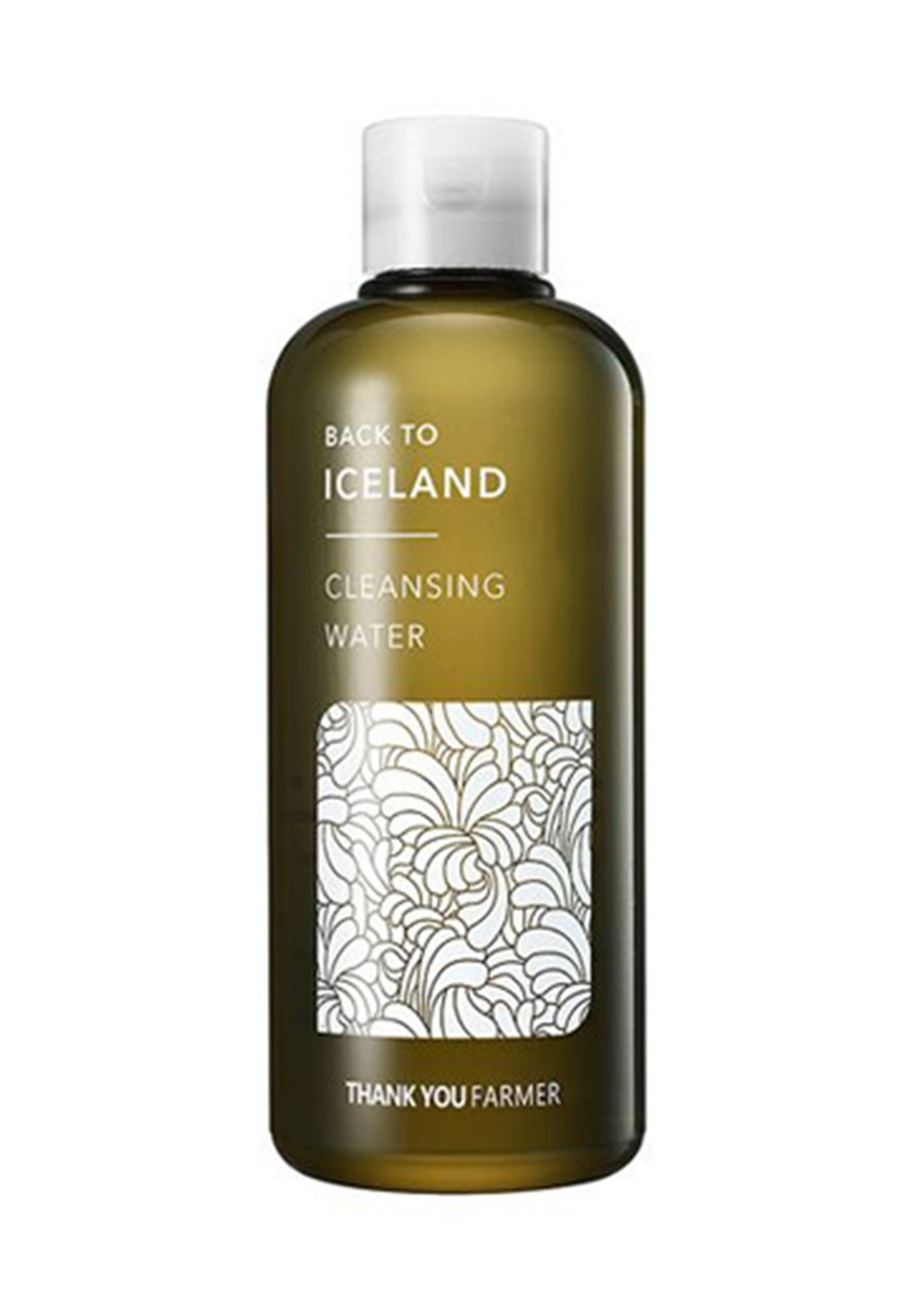 THANK YOU FARMERBack to Iceland Cleansing Water 260 ml,For WomenKBeauty