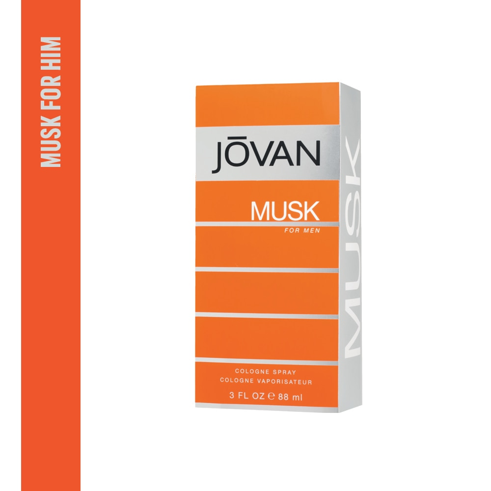 JOVANMusk Cologne Spray For Him 3oz,For MenWATSONS EMP. DISC.