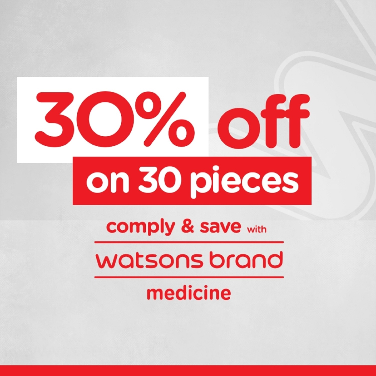 WATSONSClopidogrel (as Bisulfate) 75mg 1 Film-Coated Tablet [PRESCRIPTION REQUIRED],Cardio HematoCOMPLY N SAVE BUY15 GET15% BUY30 OR MORE GET30%