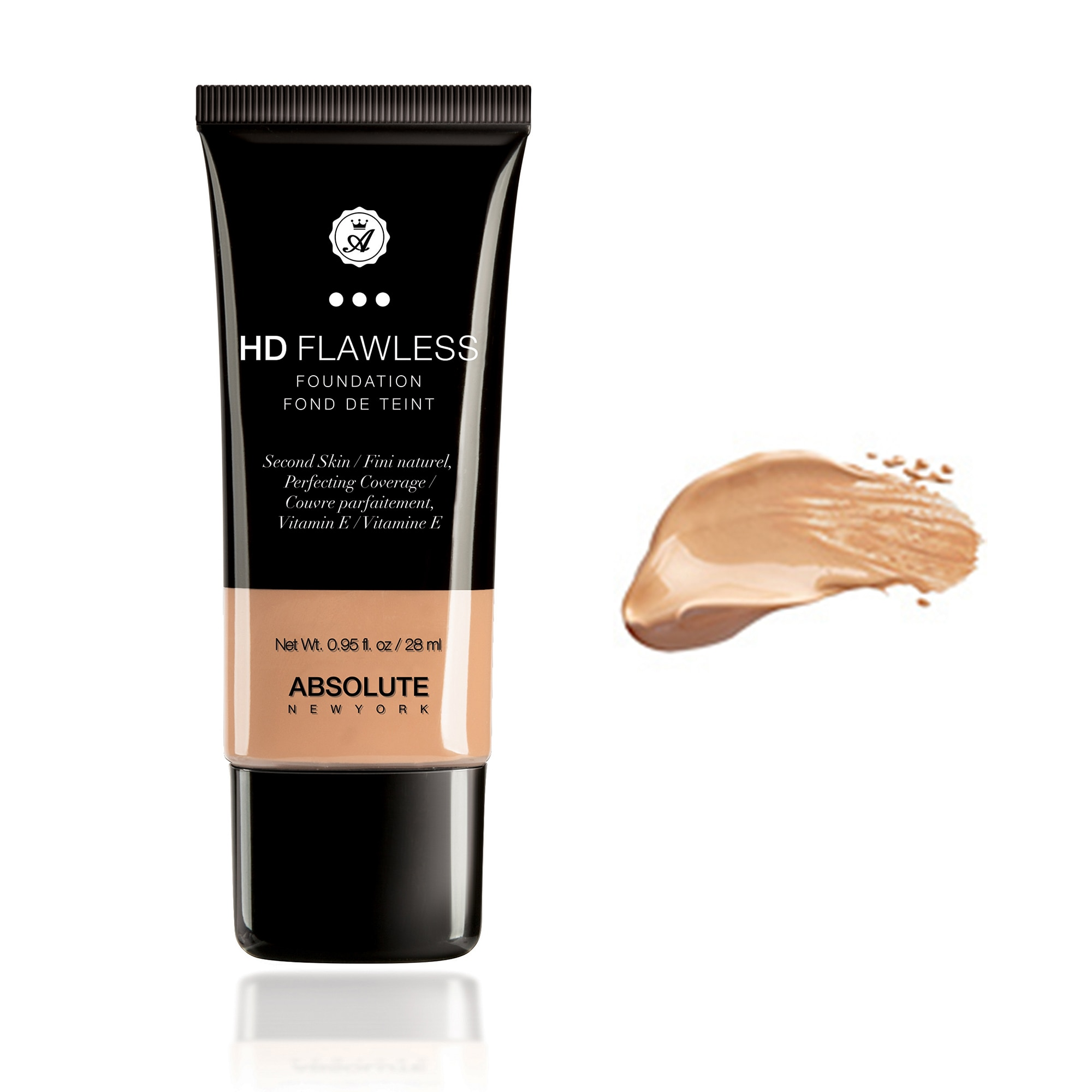 ABSOLUTE NEW YORKFlawless HD Foundation Sand 28g,FoundationWCFREEDELIVER