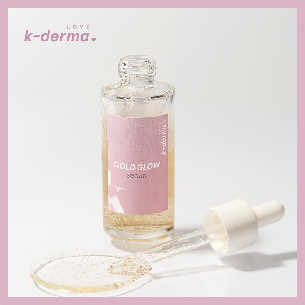 LOVE K DERMAGold Glow Serum 50ml,Body Massager and Other Electricals