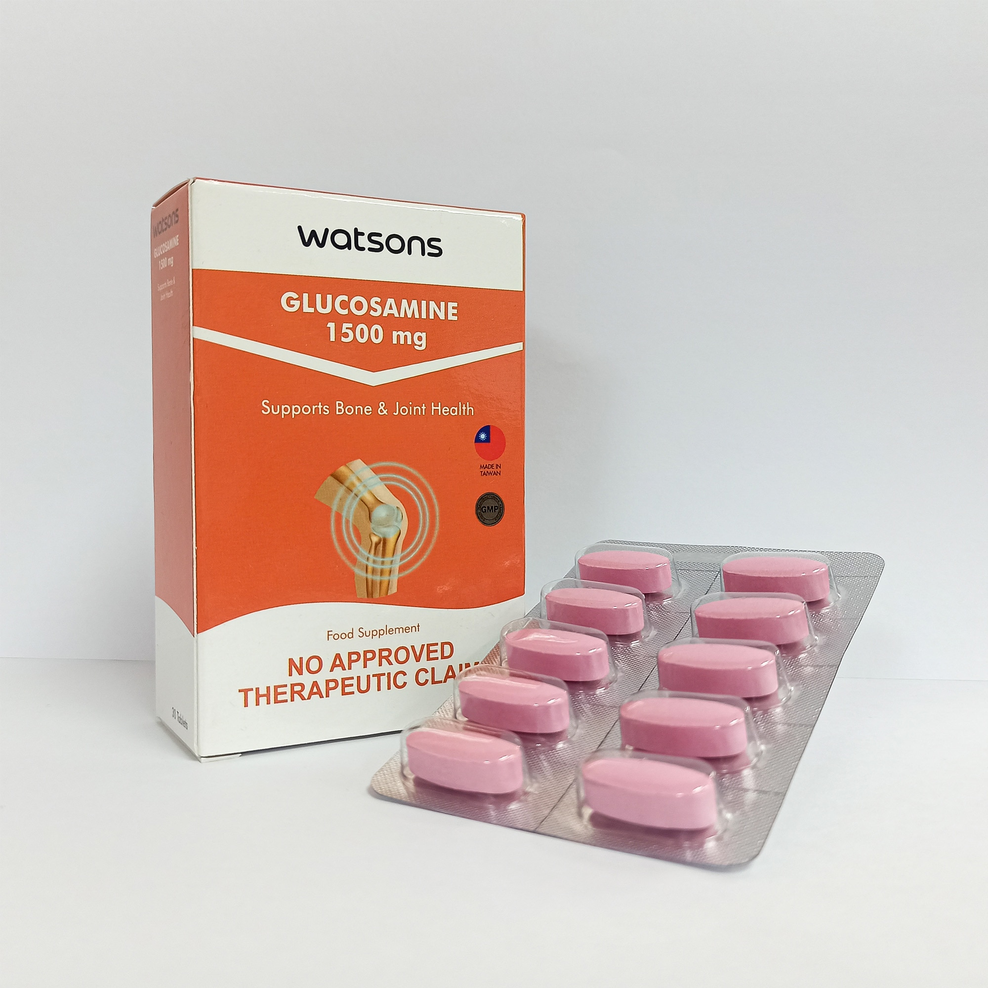 WATSONSGlucosamine Tablet 1500mg x 30 Tablets,Joint Care-