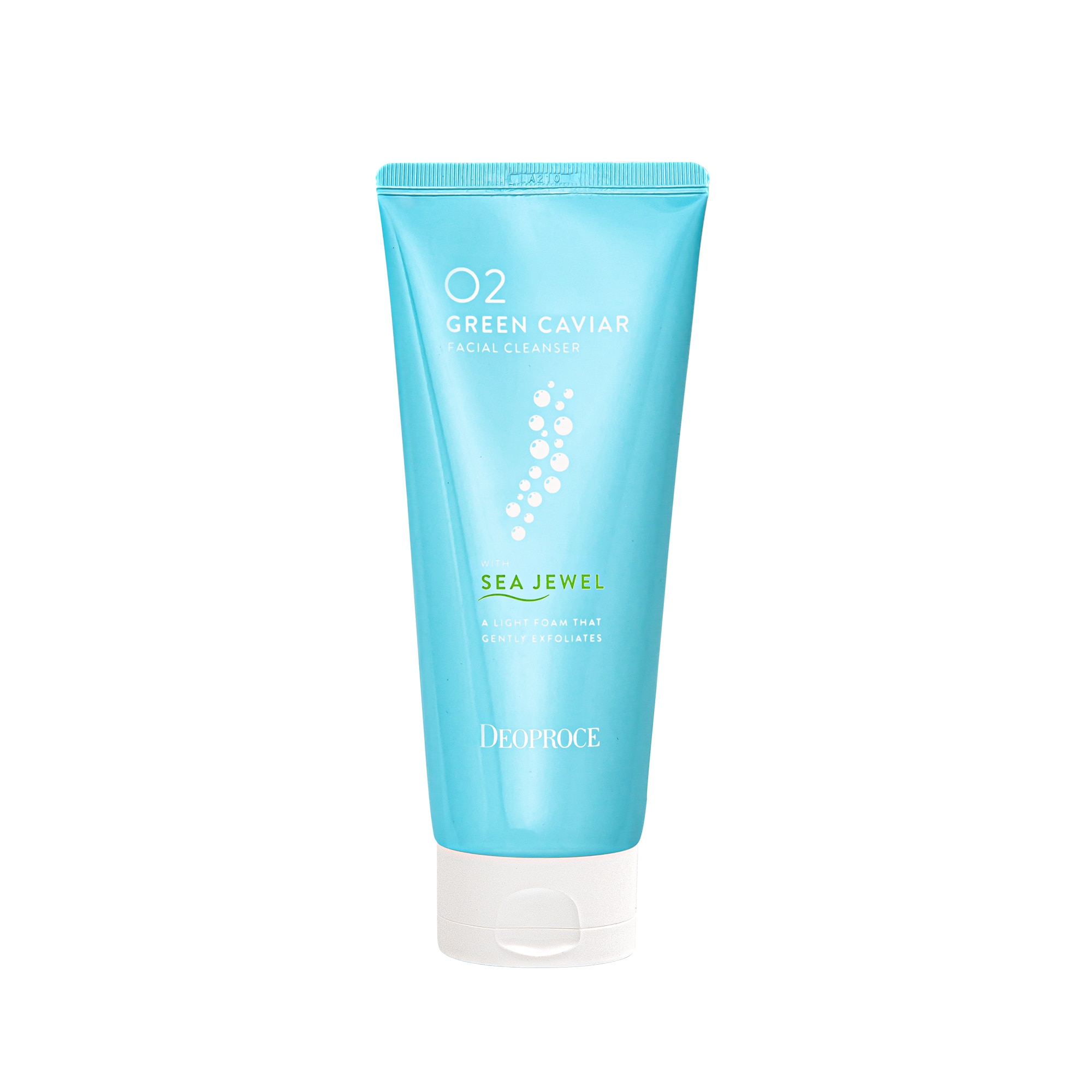 DEOPROCEHMB Green Caviar Facial Cleanser 170g,For WomenDeoproce Green Caviar