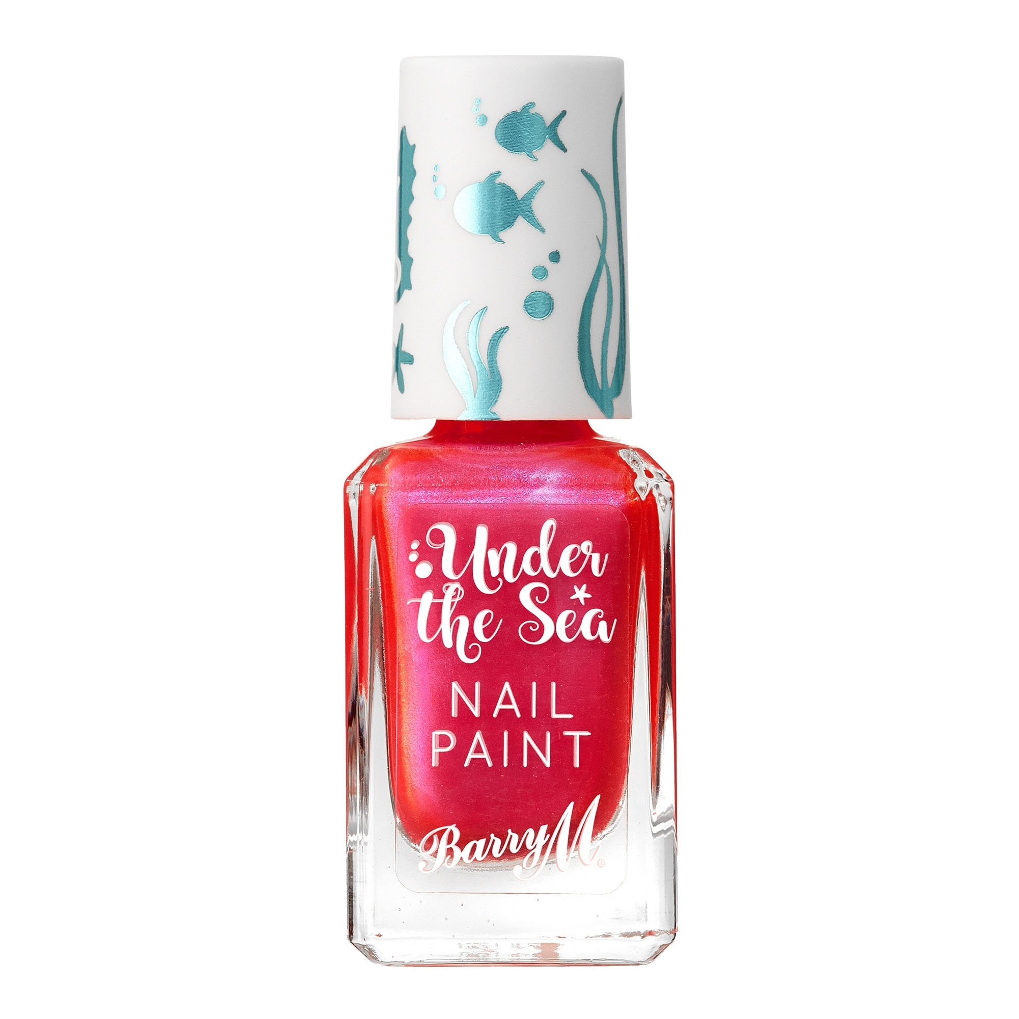 Under the Sea Coral Reef Nail Paint 10ml